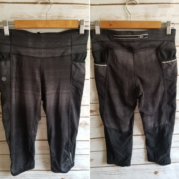 Athleta Pants - Athleta Crop Leggings (2 pair)